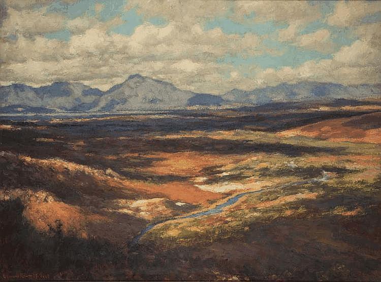 Edward ROWORTH South African 1880-1964