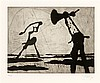 William Joseph Kentridge - Zeno Writing, 9