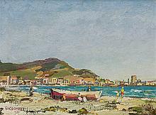 Gregoire Johannes Boonzaier - On the Beach