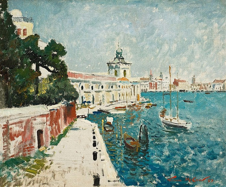 Terence John McCaw - Venice