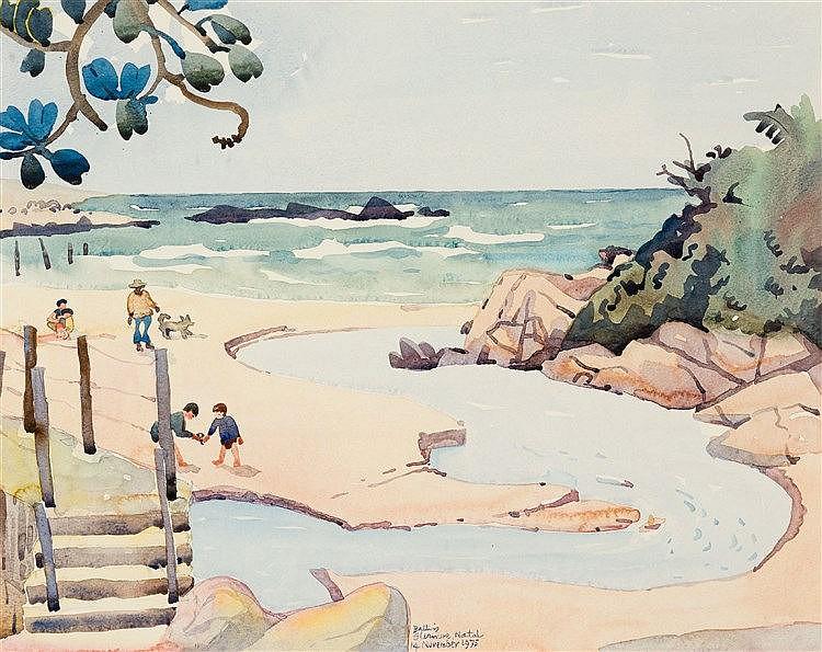 Walter Whall Battiss - Glenmore, Natal
