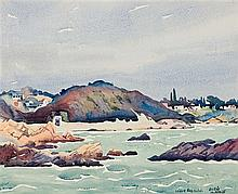 Walter Whall Battiss - Leisure Bay, Natal