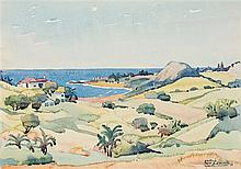 Walter Whall Battiss - Port Edward, Natal