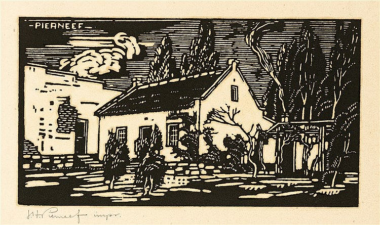 Jacob Hendrik Pierneef - Jess Cottage, Pretoria (Nilant 30)