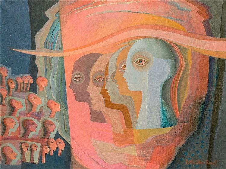 Bettie Cilliers-Barnard - Konfrontasie