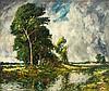 Edward Roworth - Overcast Day, Edward Roworth, R0
