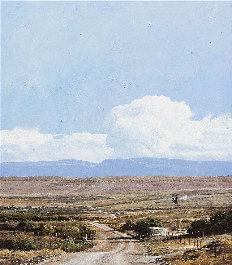John Meyer - Ripplemead Vlei (East-Griqualand near Mount Currie)