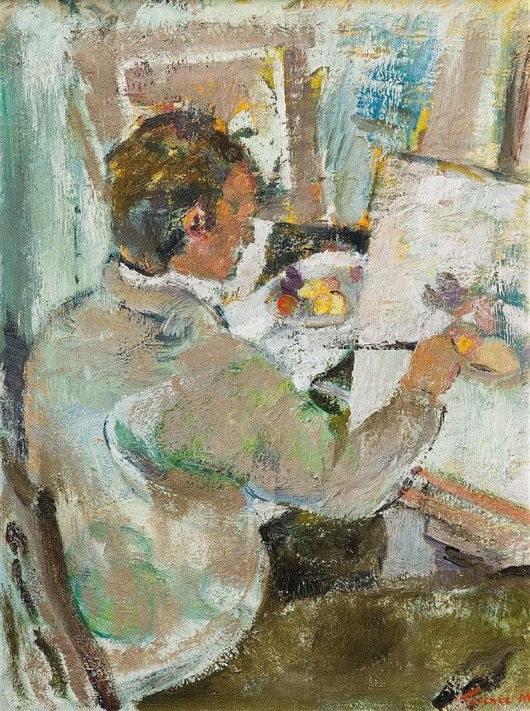 Terence John McCaw - Self Portrait