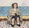 John Garden Boyd - Girl with a Boat House, John G. Boyd, R0