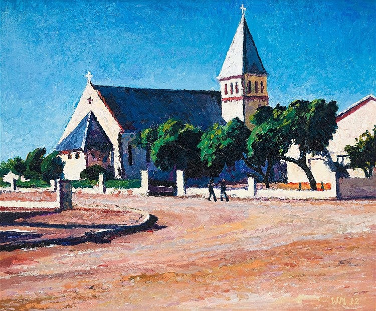 Carl Walter Meyer - Karesburg Church