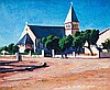 Carl Walter Meyer - Karesburg Church, Carl Walter Meyer, R0