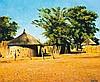 Carl Walter Meyer - Huts, Botswana, Carl Walter Meyer, R0