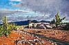 Carl Walter Meyer - Landscape with Stream, Carl Walter Meyer, R0