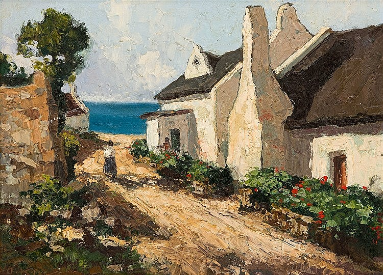 Otto Klar - Seaside Cottages