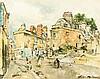 Terence John McCaw - Street Scene, City of Bath, Terence McCaw, R0