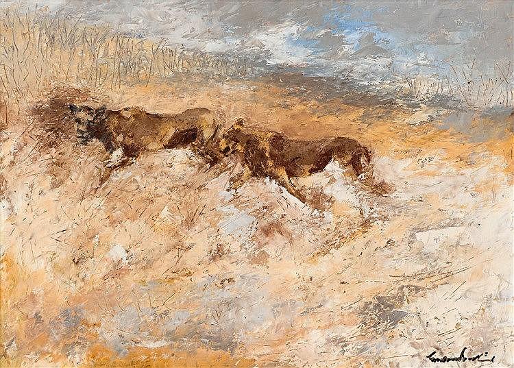 Gordon Frank Vorster - Lionesses