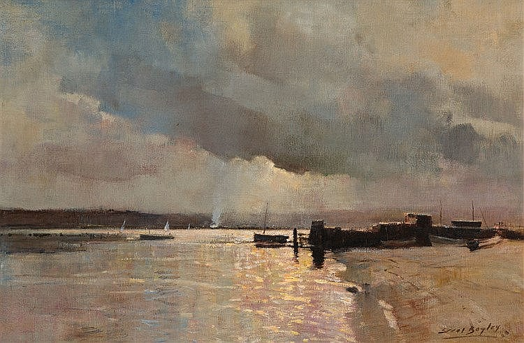 Errol Stephen Boyley - Berg River Estuary