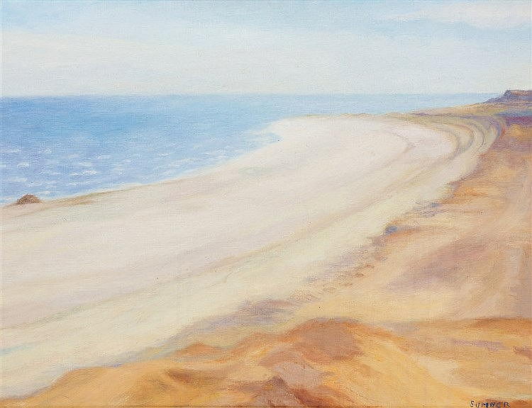 Maud Frances Eyston Sumner - Near Swakopmund