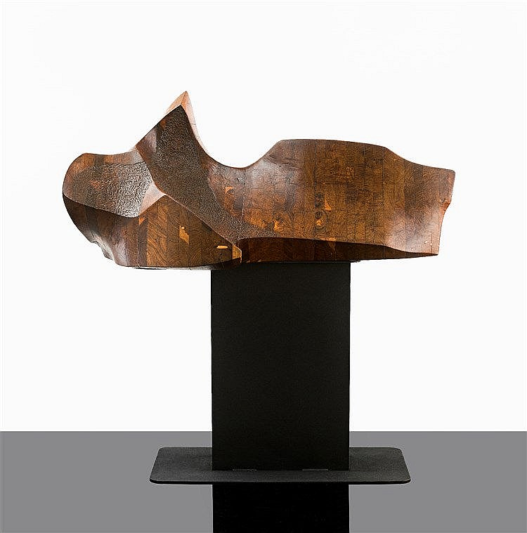 Mickey Korzennik - Reclining Form