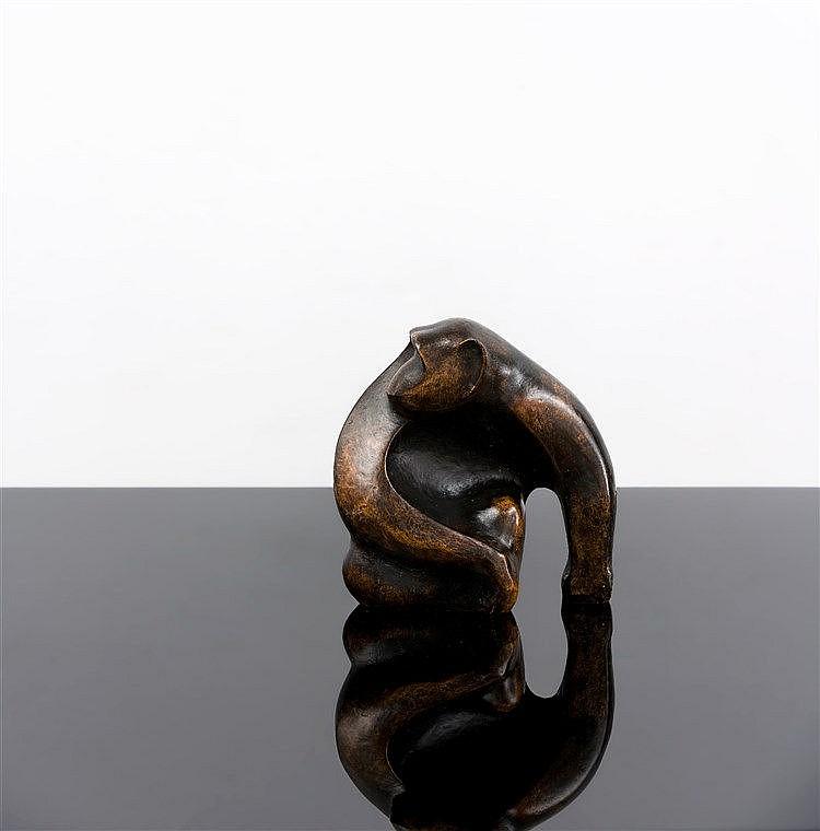 Erland Windfeldt - Seated Monkey