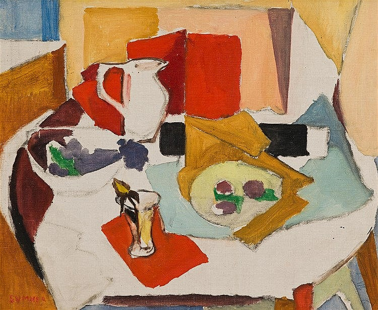 Maud Frances Eyston Sumner - Tabletop Still Life