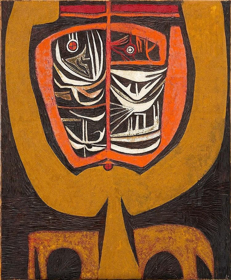 Cecil Edwin Frans Skotnes - Head