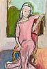 Wolf Kibel - Portrait of Lady Charlotte Bonham, Wolf Kibel, R0