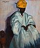 Elie Miller-Ranson - Portrait of a Woman, Elie Miller-Ranson, R0