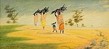 John Koenakeefe Mohl - Firewood Bundles