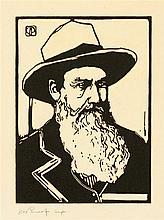 Jacob Hendrik Pierneef - Portret van n Voortrekker (Nilant 136)
