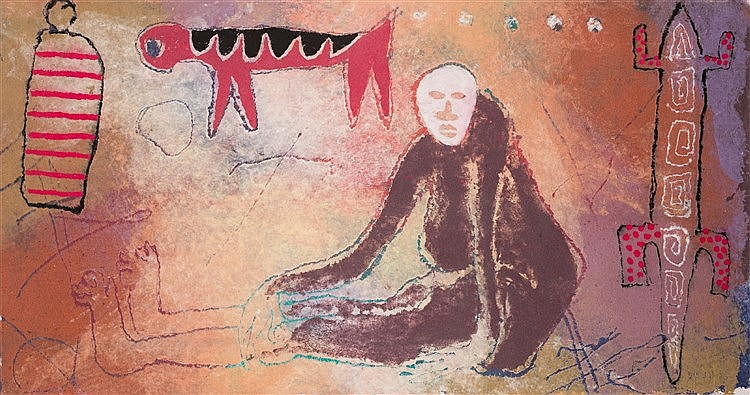 Durant Basi Sihlali - The Initiate