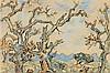 Gregoire Johannes Boonzaier - Blossoming Trees, Gregoire Boonzaier, R0