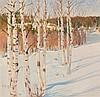 Helmi Ahlman Biese - Winter Forest, Helmi Biese, R0