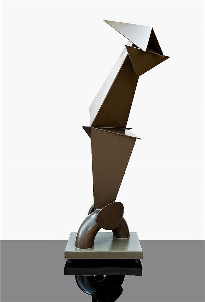 Edoardo Daniele Villa - Vertical Form