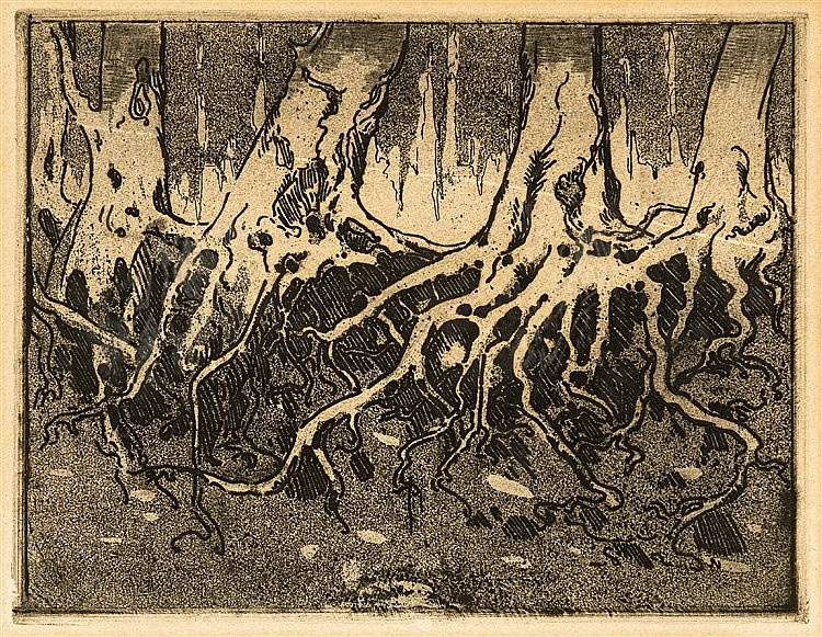 Jacob Hendrik Pierneef - Roots
