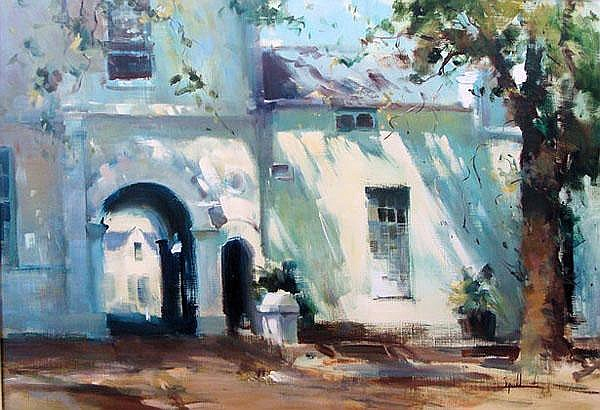 Ruth Audrey Squibb South African 1928- Dorp