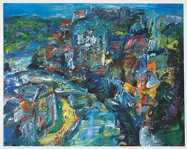 Gerhard Batha South African 1937- A Coastal