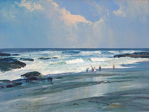Christopher Tugwell South African 1938- South