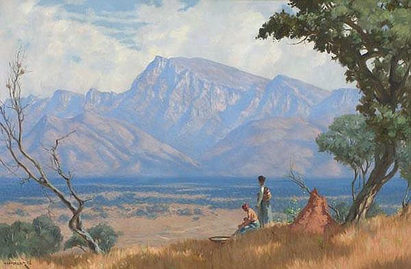 Willem Hermanus Coetzer South African 1900-1983