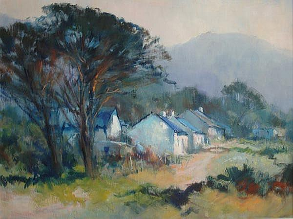 Ruth Audrey Squibb South African 1928- Swellendam