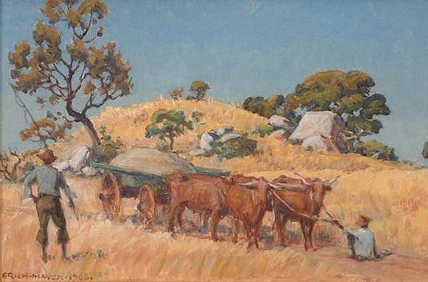 Ernst Karl Erich Mayer South African 1876-1960