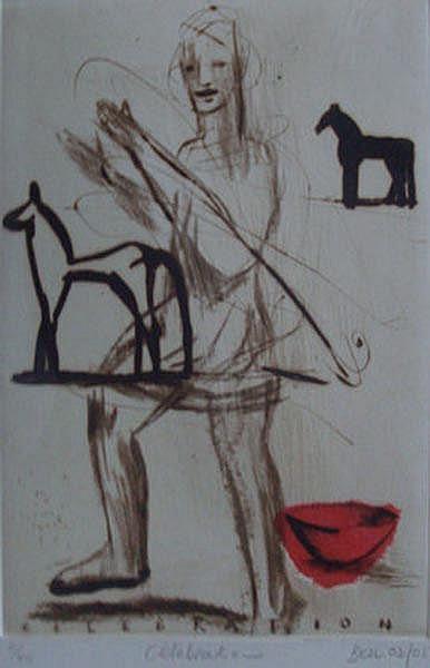 Debbie (Deborah Margaret) Bell South African 1957-