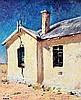Carl Walter MEYER South African 1965- Huisie,, Carl Walter Meyer, Click for value