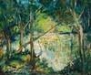 Zakkie (Zacharias) Eloff View through Trees, Zakkie Eloff, R0