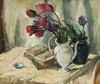 Terence McCaw Still Life with Tulips, Terence McCaw, R0