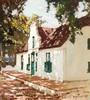 Robert Gwelo Goodman Cape Dutch House in Franschhoek, Robert Gwelo Goodman, R0