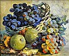 Amy Beatrice Hazell Still Life with Grapes and, Beatrice Hazell, Click for value