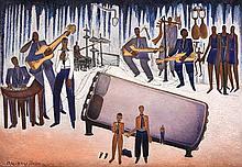 Alfred Thoba Jazz Club
