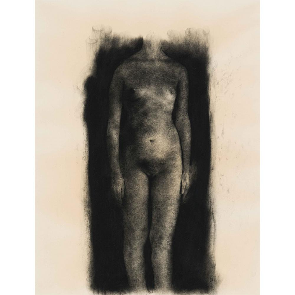 Paul Emsley; South African 1947-; Female Nude