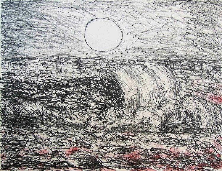 David Nthubu Koloane Sunset